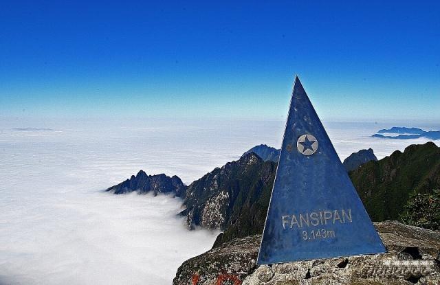 Đỉnh núi cao nhất Việt Nam
