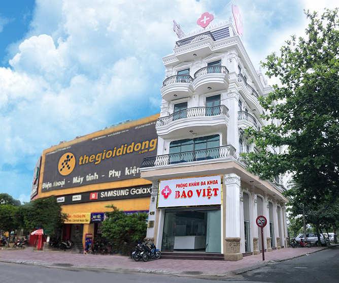 Phòng khám đa khoa Bảo Việt