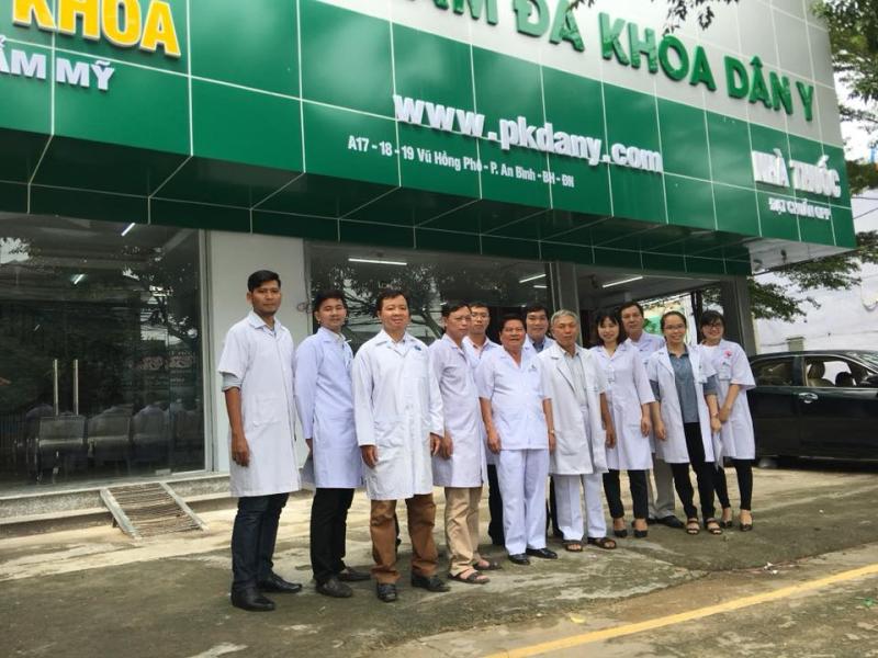Top 8 Phòng khám đa khoa uy tín nhất TP. Biên Hòa, Đồng Nai