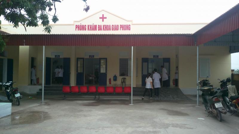 Phòng Khám Đa Khoa Giao Phong