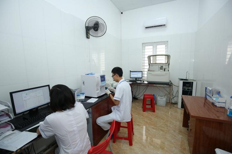 Phòng khám đa khoa Kim Thành