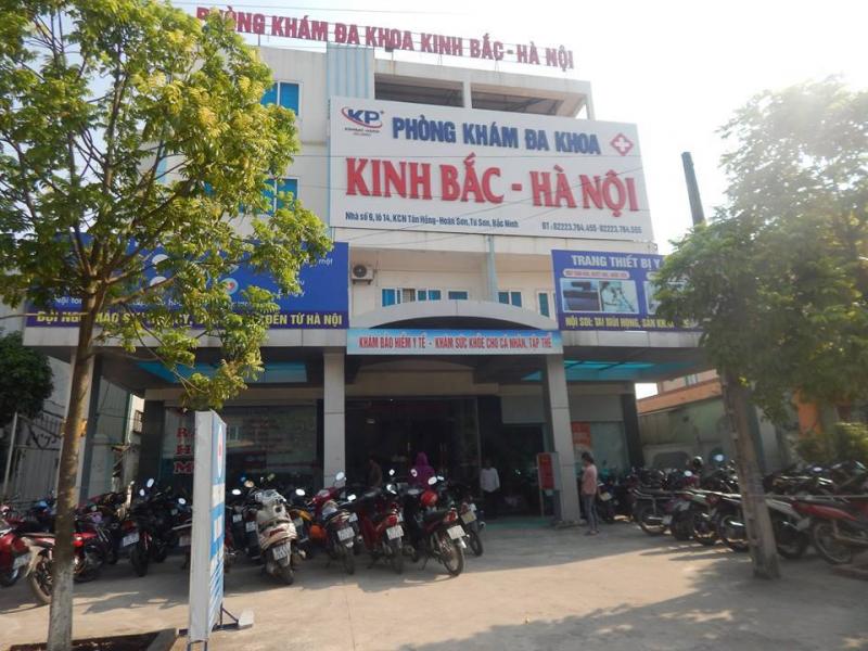 Top 5 Phòng khám tai mũi họng uy tín nhất tỉnh Bắc Ninh