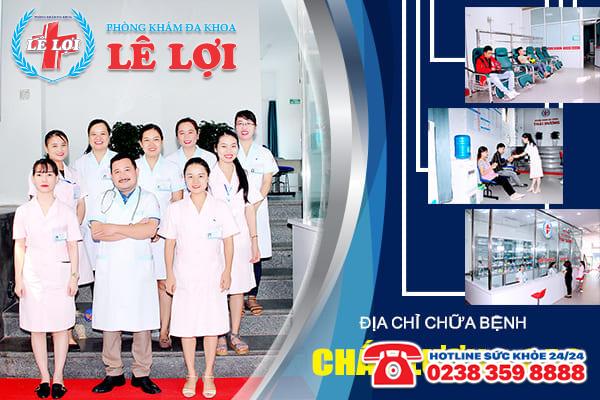 Top 3 Phòng khám đa khoa uy tín nhất TP. Vinh, Nghệ An