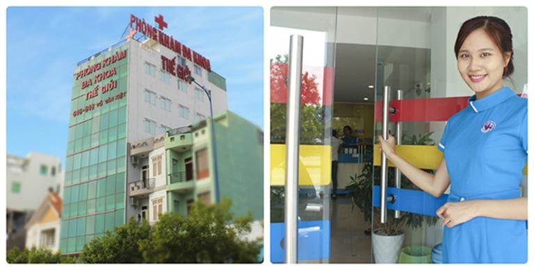 Phòng khám Đa khoa Thế Giới Là một trong những cơ sở y tế đáp ứng tốt nhu cầu chăm sóc sức khỏe bệnh nhân