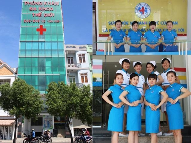 Phòng khám Đa khoa Thế Giới chuyên điều trị các bệnh nam khoa, phụ khoa, các bệnh xã hội… đặc biệt là vô sinh nam