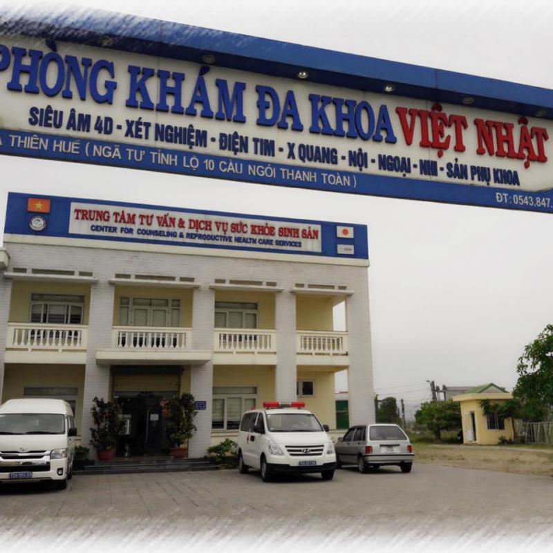 Phòng khám đa khoa Việt Nhật
