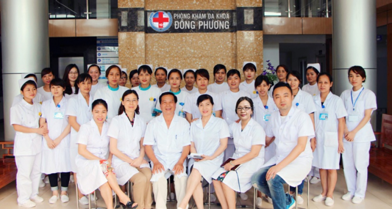 Phòng khám da liễu Đông Phương