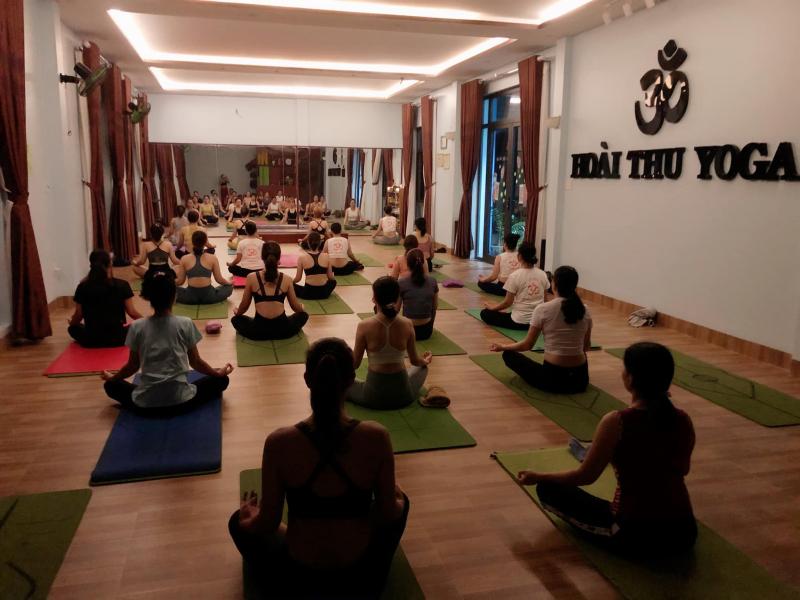 Phòng tập Yoga Hoài Thu