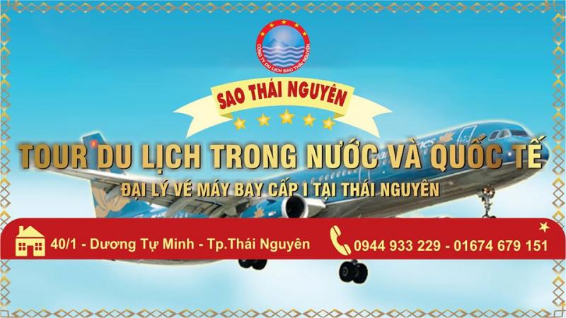 Top 5 Phòng vé máy bay uy tín nhất tỉnh Thái Nguyên