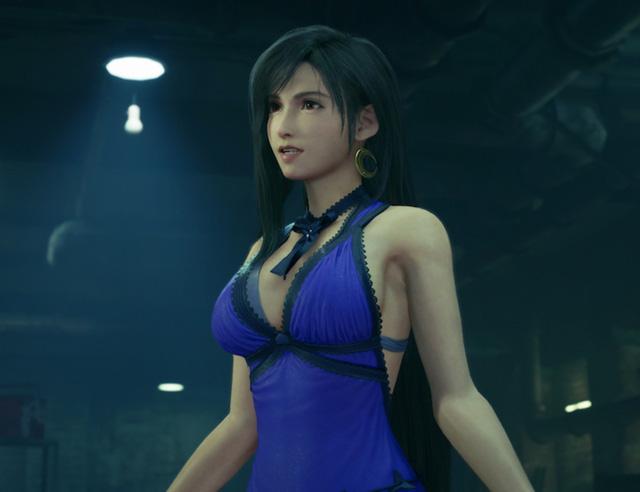 """Sống lại trào lưu chế Tifa tóc ngắn, các fan của Final Fantasy phát sốt khi thấy nữ thần với nhan sắc """"cực phẩm"""""""