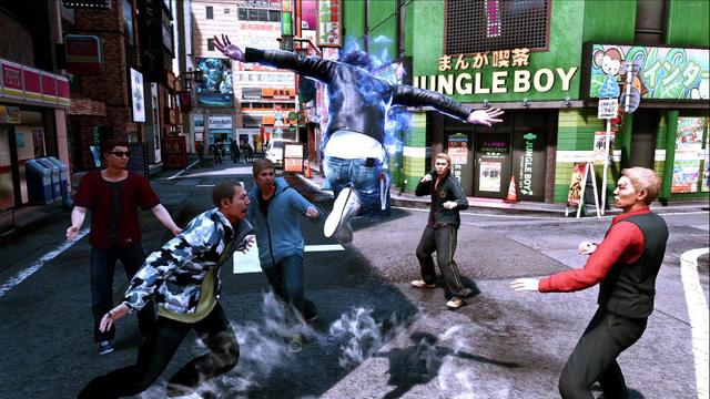 Mãn nhãn với gameplay của Lost Judgment, chẳng khác gì bộ phim trinh thám thực sự, mang dáng dấp của game bom tấn trong tương lai