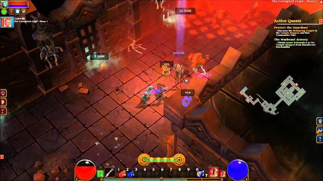 Loạt game đi dungeon hay khỏi chê khiến game thủ thích mê