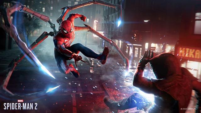Venom – kẻ phản diện chính thức xuất hiện trong game bom tấn Marvel's Spider-Man 2