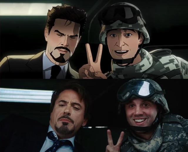 Những chi tiết thú vị trong tập 6 What If…?: Không trở thành Iron Man, Tony Stark bị phản diện của Black Panther lừa đến mất cả mạng