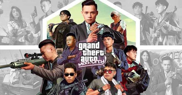 Vừa mở nhạc hội linh đình trong GTA V, Độ Mixi ngay lập tức bị Masew đánh 8 gậy bản quyền khiến ai nấy đều ngỡ ngàng?