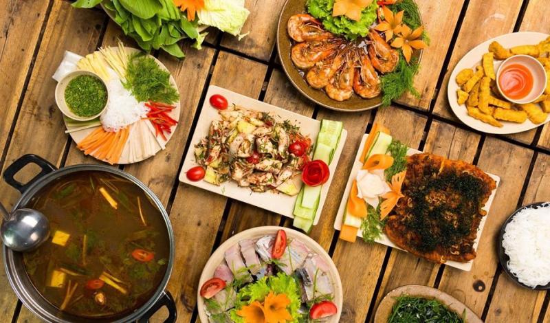 Top 10 Nhà hàng nổi tiếng nhất ở Hải Dương