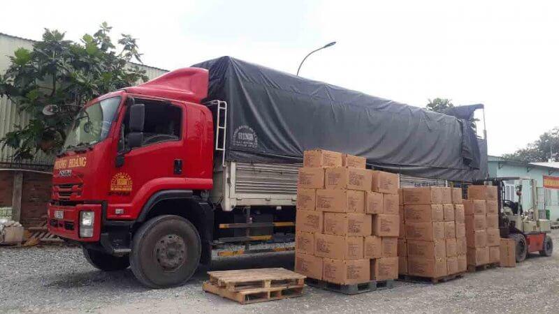 Phượng Hoàng luôn mang đến những dịch vụ vận chuyển tốt nhất, hàng hóa luôn được đảm bảo an toàn và giao nhanh, tận nơi đến tay khách hàng