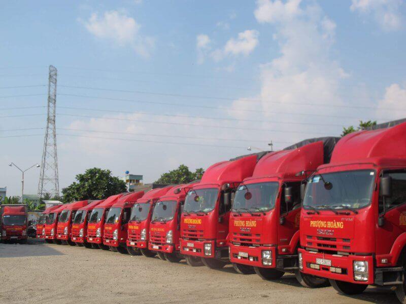 Cước phí thuê xe tải bao nguyên chuyến ở Phượng Hoàng luôn thấp hơn giá thị trường 10 % đến 15 %. Đây là chi phí tiết kiệm cho khách hàng và khó công ty nào cạnh tranh được