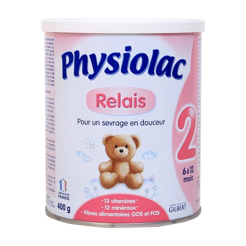 Physiolac - Tạo lập một tương lai tốt đệp và bền vững.