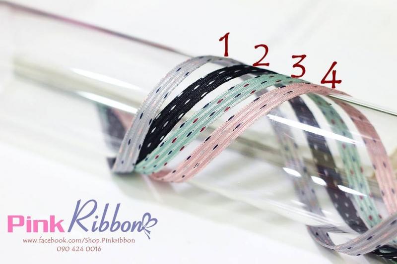 PINK Ribbon - Ruy băng và Nguyên liệu DIY
