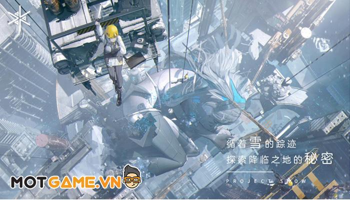 Project Snow: Tựa game bắn súng Anime 3D ở thế giới tương lai hiện đại!