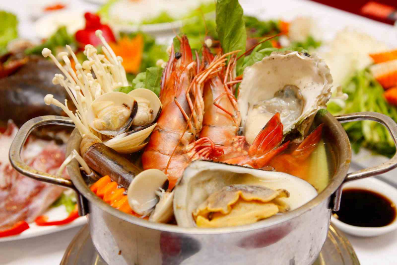 Quán hải sản Thanh Hiền - quán ăn ngon nhất đường Phạm Văn Đồng, Nha Trang