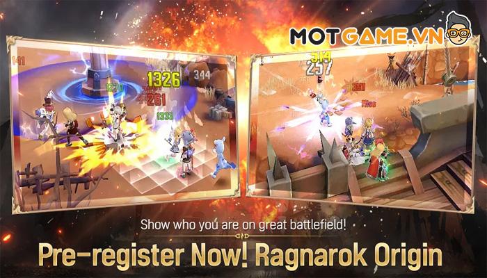 Ragnarok Origin: game nhập vai MMORPG 3D chính chủ Gravity chuẩn bị Close Beta ở thị trường Bắc Mỹ!