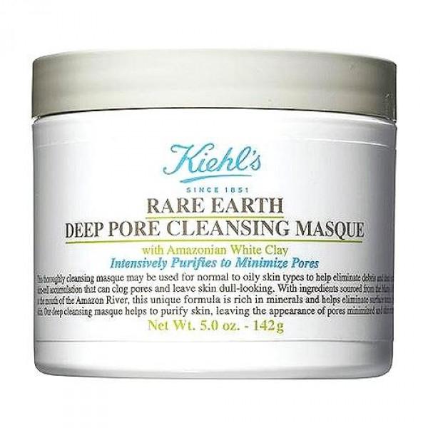 Mặt nạ đất sét Kiehl's Rare Earth Deep Pore Cleansing Masque