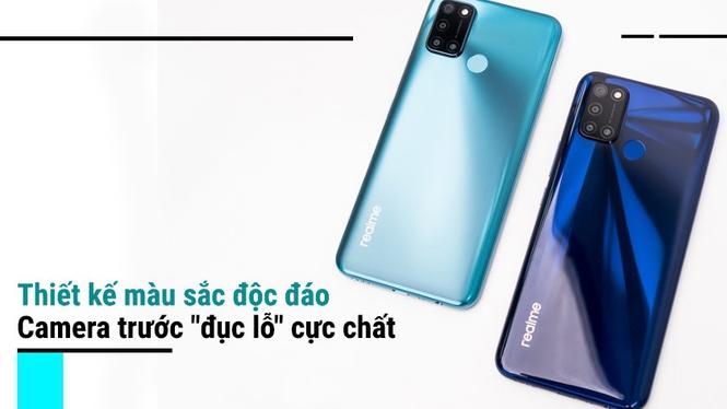 Realme C17 6GB - 128GB