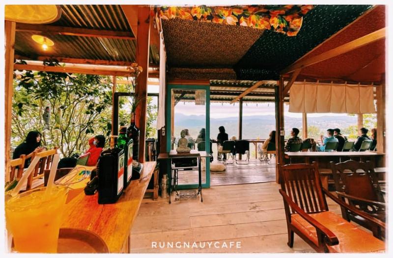 RỪNG NA UY cafe