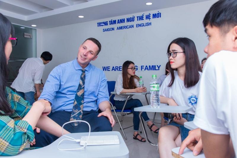Saigon American English - SAS Phú Nhuận