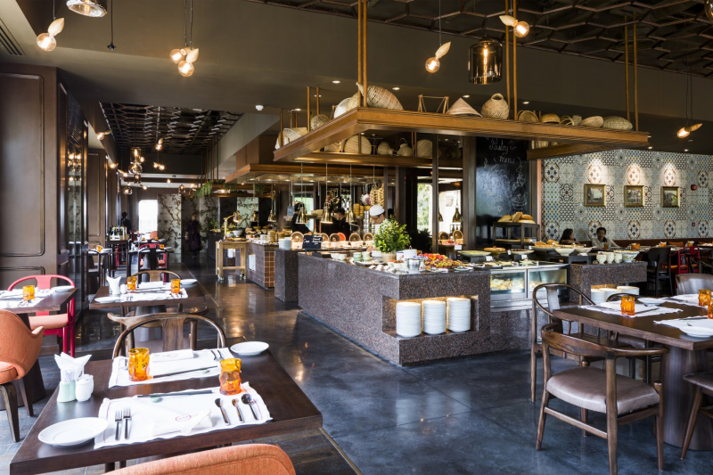 Saigon Kitchen Restaurant - Hotel Des Arts Saigon
