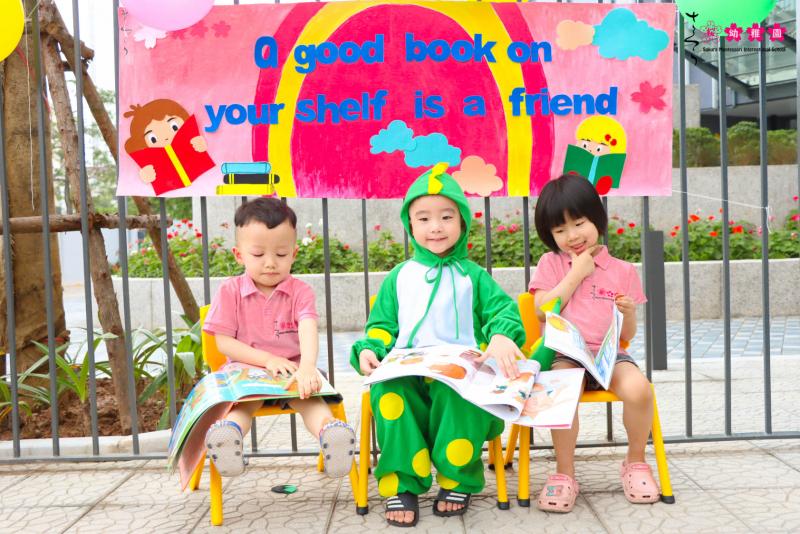 Trường mầm non Sakura Montessori