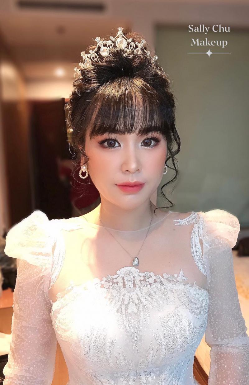 Hãy đến Sally Chu Makeup để nơi đây chăm chút cho vẻ đẹp của bạn trong ngày trọng đại