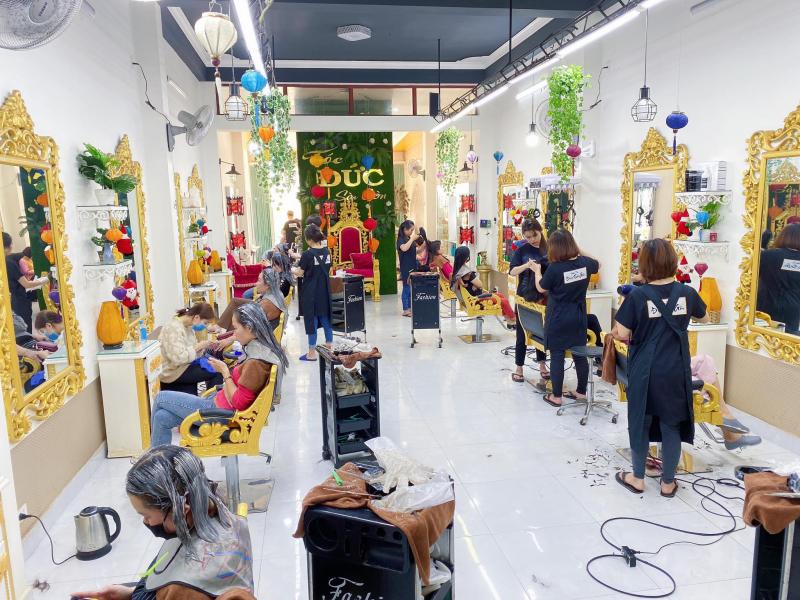 Top 10 Salon nhuộm tóc đẹp nhất TP. Pleiku, Gia Lai