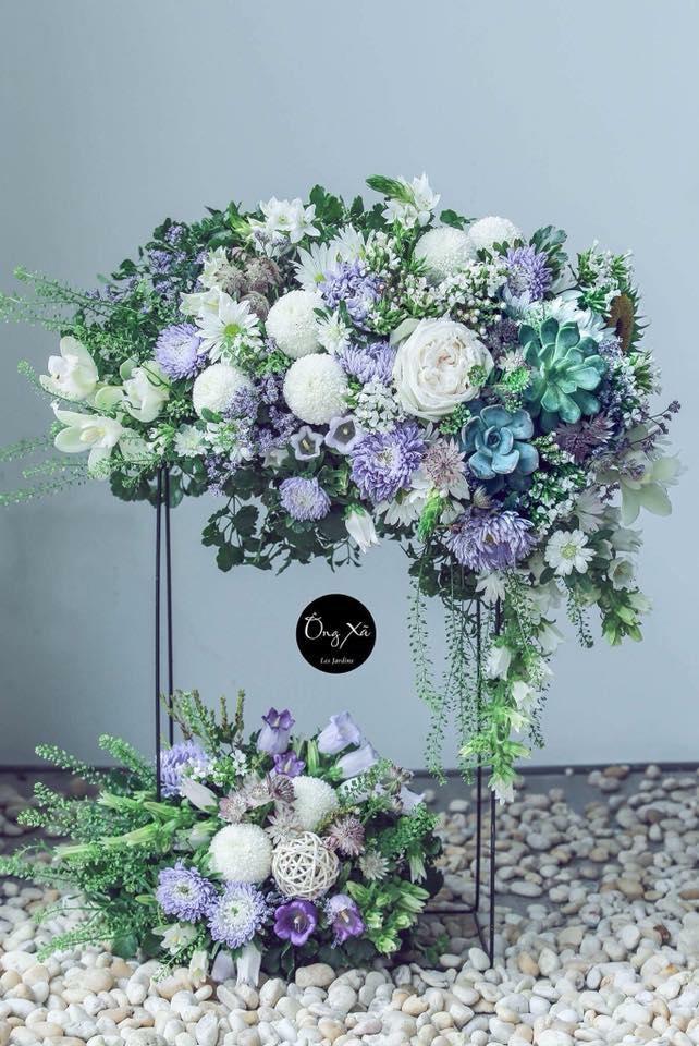 Top 10 Shop hoa tươi có phong cách hiện đại hút khách tại Cần Thơ