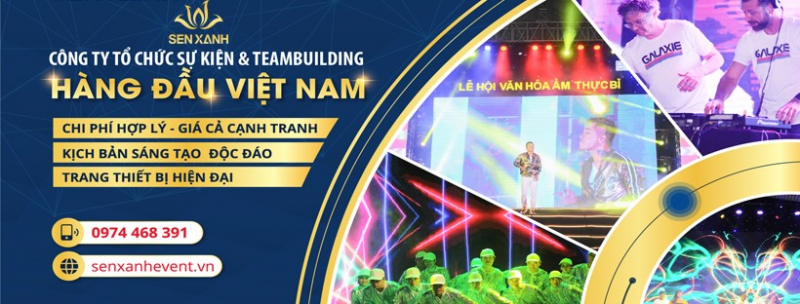 Sen Xanh - Event & Teambuilding -VPHP