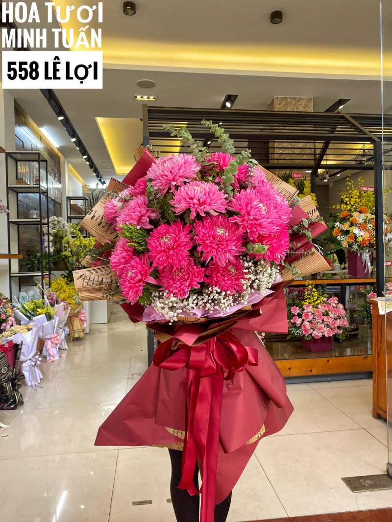 Shop Hoa Tươi Minh Tuấn