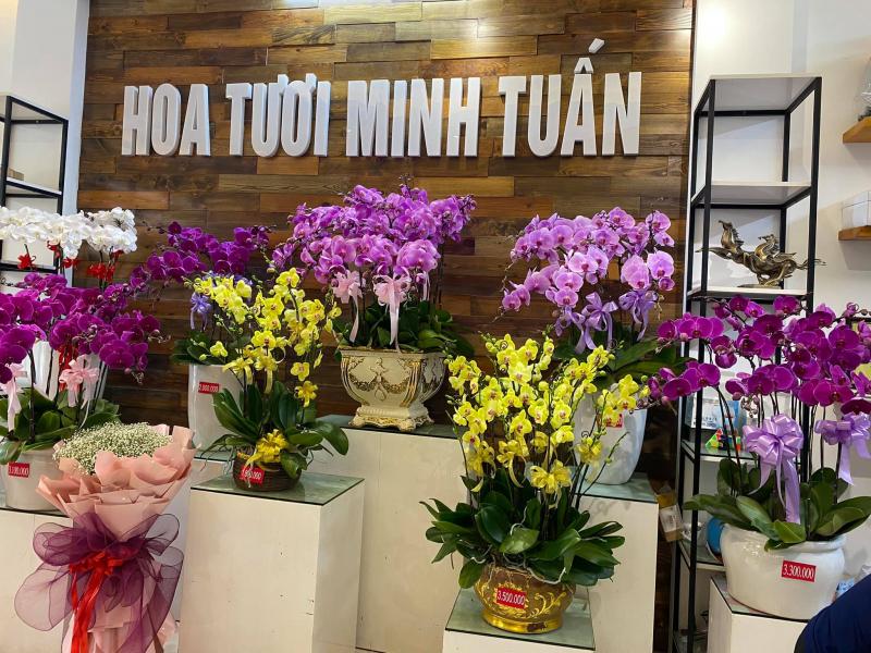 Top 8 Shop hoa tươi đẹp nhất tỉnh Bắc Giang