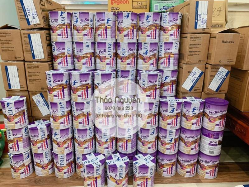 Các loại sữa của Shop đều đảm bảo nguồn gốc rõ ràng