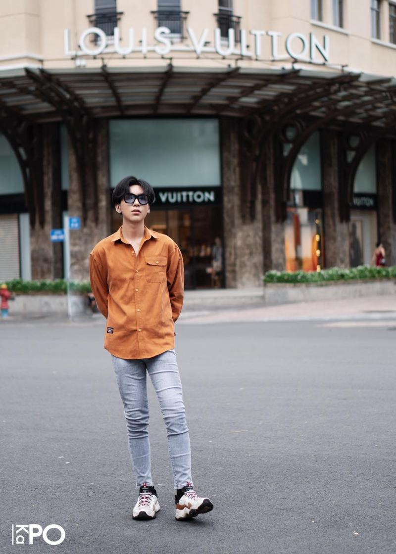 Shop thời trang nam Kapo