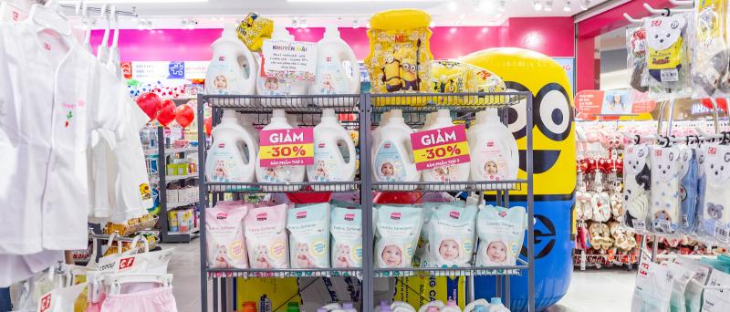 Top 7 Shop thực phẩm, đồ dùng cho bé ở Quận 2, TP Hồ Chí Minh