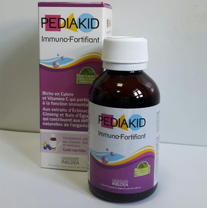 Siro Pediakid Immuno Fortifiant 125ml