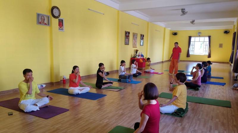 SivaDevi yoga - SYAC