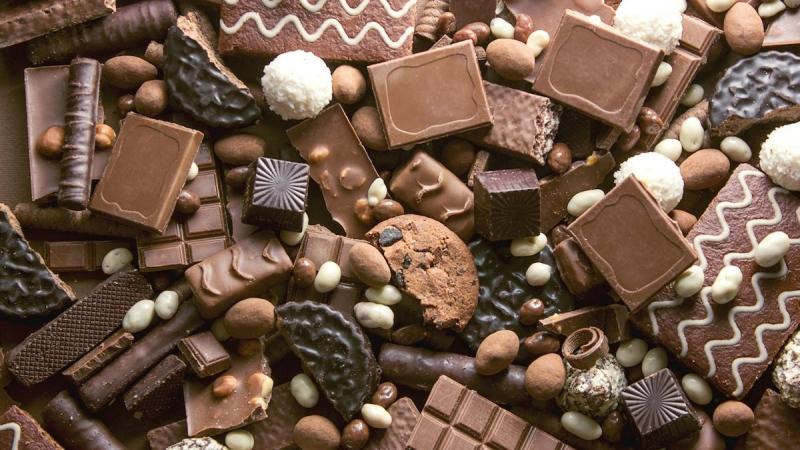 Trẻ ăn nhiều socola dễ bị béo phì
