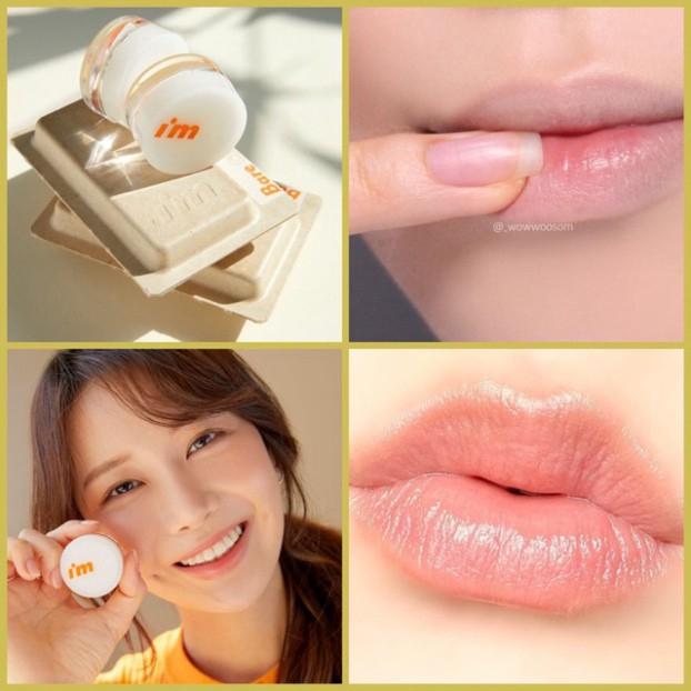 Son Dưỡng Môi Mềm Mịn I'm Meme I'm Bare Lips Treatment