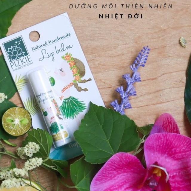 Son Dưỡng Môi Thiên Nhiên của hãng Pizkie Natural Cosmetics