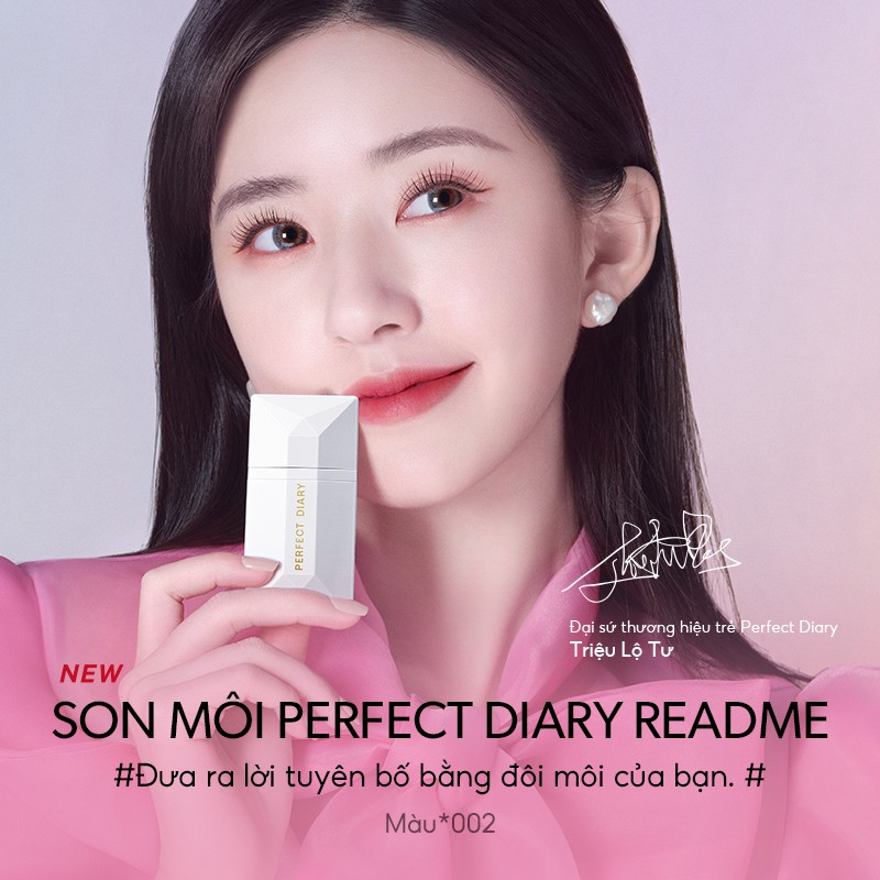 Son Kem Perfect Diary ReadMe