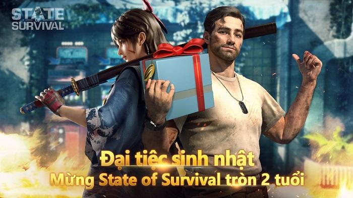 Khó tin nhưng lại vô cùng thuyết phục: Giấc mơ chơi game trúng siêu xe sẽ trở thành sự thật với sự kiện sinh nhật 2 tuổi của State of Survival