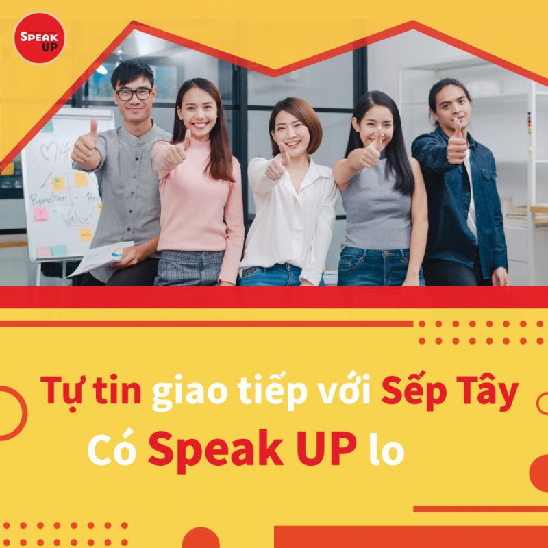 Speak-up - tiếng anh cho người đi làm